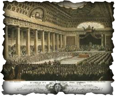 a paper on the estates general and french revolution Primary source paper: french revolution may 3,  this 1788 system of the estates was called the estates general and was the prominent definition of political life.